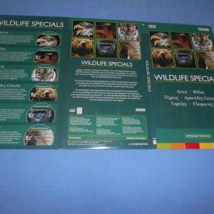 WILDLIFE SPECIALS 6 VCD