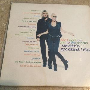 ROXETTE - Roxettes Greatest Hits (2LP)
