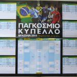 Παγκόσμιο Κύπελλο - Οδηγός 2014