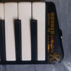 Μελόντικα HOHNER Piano 32 Made in Germany - μαζί με θήκη και αναλόγιο.