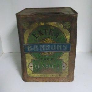Κουτί Bonbons