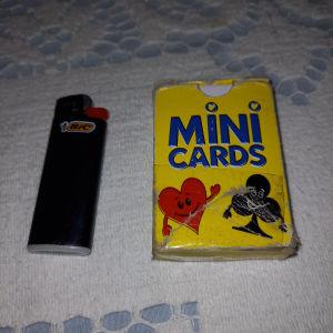 Τράπουλα mini