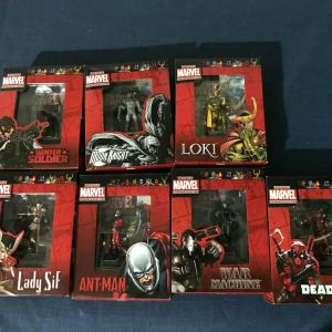 Marvel Eaglemoss Classic Collection