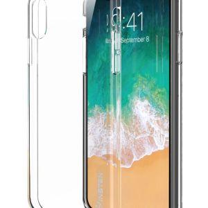 Θήκη Διάφανη extra slim για Apple iPhone X & XS