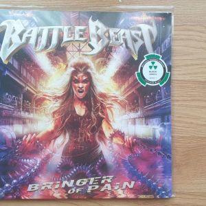 Battle Beast - Bringer Of Pain 2xLP SEALED!!!