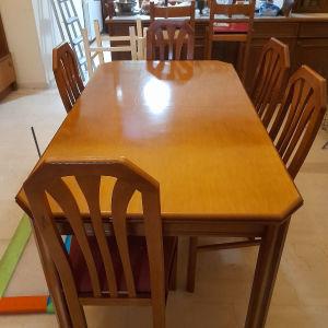Τραπεζαρία/Τραπέζι κουζινας