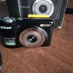 Φωτογραφική μηχανή Coolpix