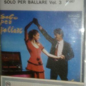 SOLO PER BALLARE VOL 3-ΚΑΣΣΕΤΑ ΣΦΡΑΓΙΣΜΕΝΗ