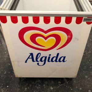 Επαγγελματικός καταψύκτες Algida