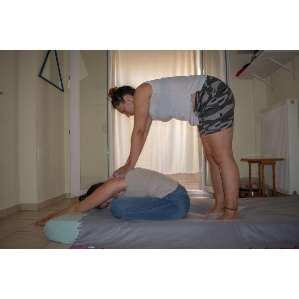 Traditional Tai yoga