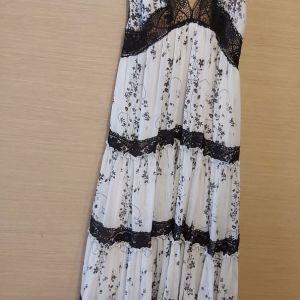 Μάξι καλοκαιρινό φόρεμα Zu elements No S