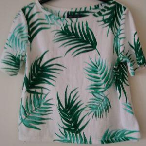 μπλουζάκι  MARKS&SPENCER size 40 EUR 12  UK μεταχειρισμένο