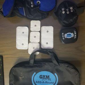 Συσκευη Παθητικης Εκγυμνασης Για Ολο Το Σωμα GymForm Abs Around