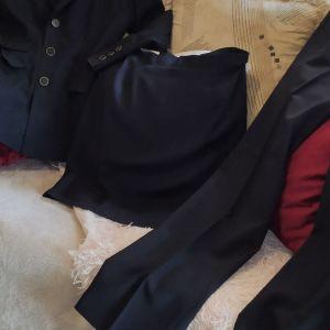 Μαύρο κουστούμι ταγιερ