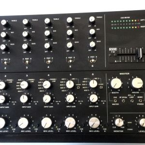 mixer RANE MP2016a DJ Rotary Mixer, RANE XP2016a External Processor
