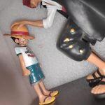 Συλλεκτικη Φιγουρα Δρασης One Piece - Luffy And Shanks