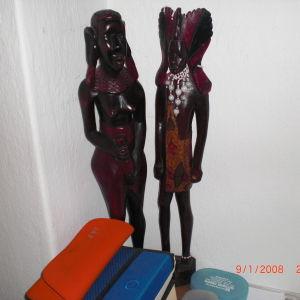 Αγαλματάκια Αφρικής