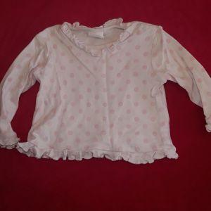 Σετ μπλούζα/παντελόνι (12 μηνών)