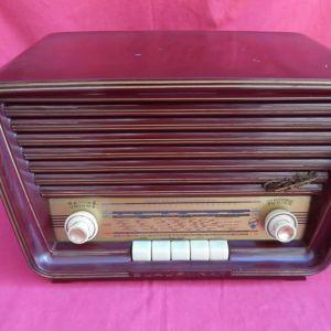 Ραδιόφωνο BLAUPUNKT DE LUXE I type 2465 της δεκαετίας του '50.