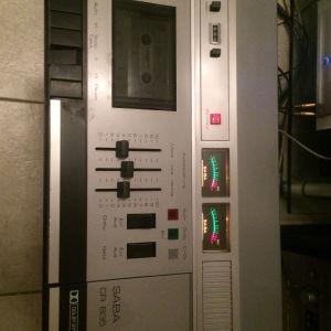 Πωλείται το πολύ καλό Κασσετοφωνο made in Germany SABA CR-835