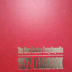 The new Caxton Encyclopedia/1972 yearbook