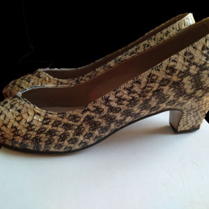 Vintage γυναικεία παπούτσια 80s
