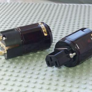 HI-END POWER CONECTORS OYAIDE / MADE IN JAPAN --- ΖΕΥΓΟΣ