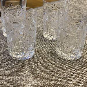 Ποτηρια κρυστάλλινα