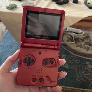 game boy advance Pokemon