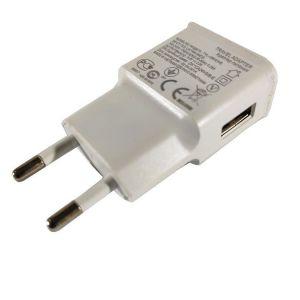 USB POWER ADAPTER CHARGER 5W (ΦΟΡΤΙΣΤΗΣ ΑΝΤΑΠΤΟΡΑΣ ΦΟΡΤΙΣΤΕΣ USB) ΛΕΥΚΟ