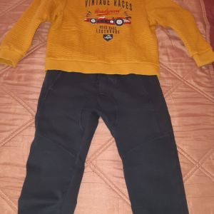 Ρούχα 5 ετών,  23 κομμάτια ,110cm αγόρι