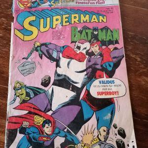 Superman-Batman κόμικς του 1979