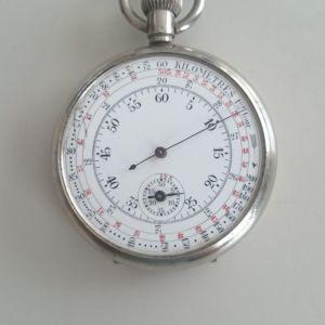 Παλιό χρονόμετρο κουρδιστο