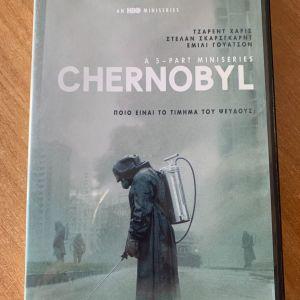 Castle rock season 1 dvd & Chernobyl dvd