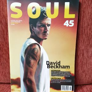 Περιοδικό Soul 21 τεύχη