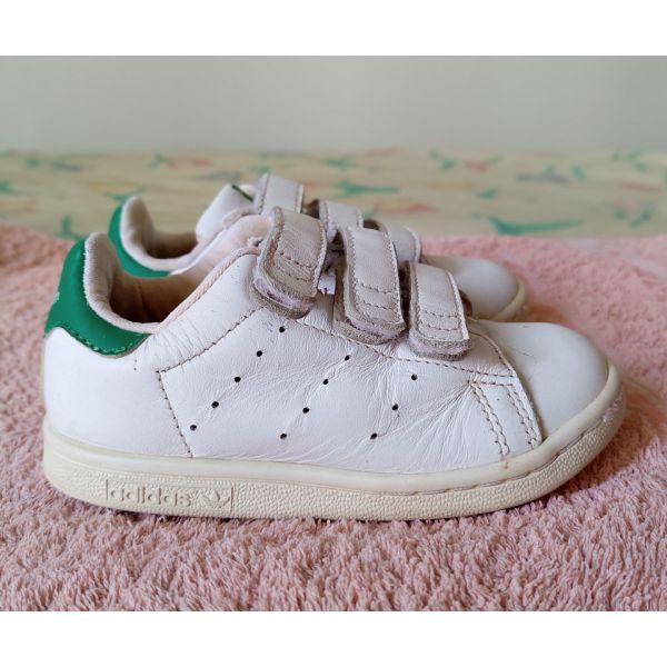 pedika Adidas Stan Smith noumero 25