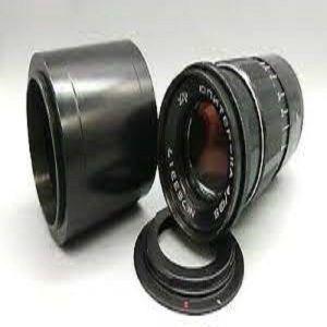 JUPITER 11A f4/135 TelePhoto Prime M42+ Lens Fit CANON EOS DSLR Camera για αστροφωτογραφια