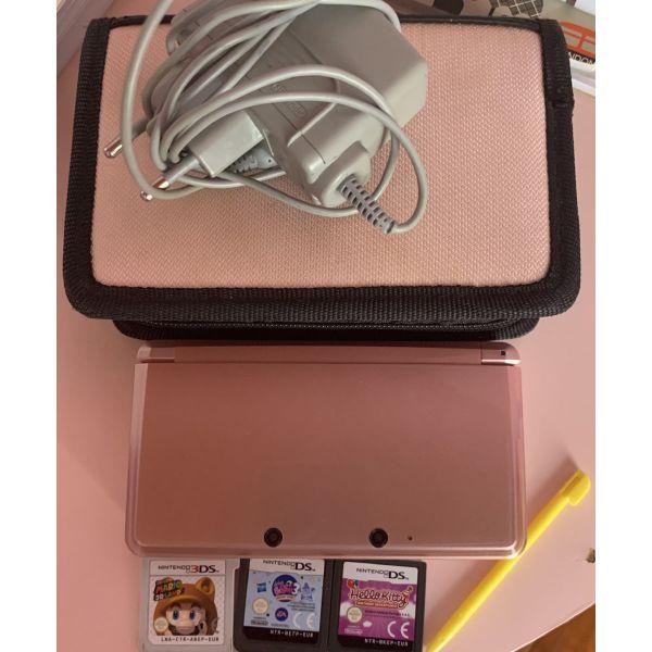 Nintendo 3Ds mazi me kasetes