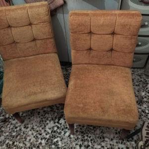 πολυθρόνες 2 καθαρές