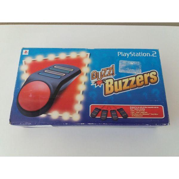 BUZZ BUZZERS(PLAYSTATION 2)