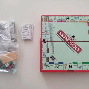 Monopoly ταξιδιου