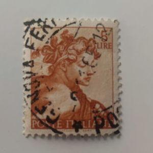 Γραμματόσημο Ιταλίας (1961)