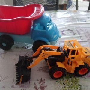 παιχνιδι φορτηγο φαγανα
