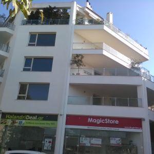Χαλάνδρι Ριζάρειος, διατίθεται προς πώληση νεόδμητο διαμέρισμα γωνιακό, 3ου ορόφου, 113τ.μ.