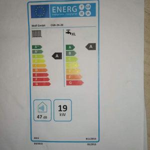 Λέβητες αερίου για αυτόνομη θέρμανση.