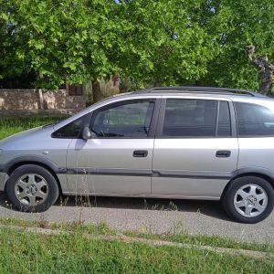 Opel Zafira elegance 1.6 2001μ
