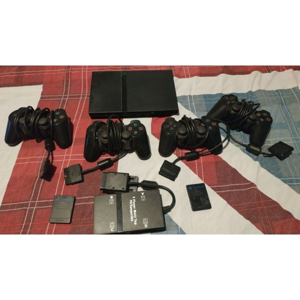 PlayStation 2 Combo