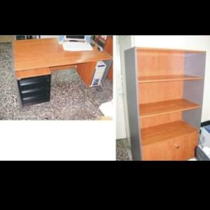 Γραφείο ντουλάπα συρταριερα