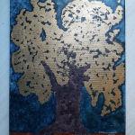 Χειροποίητος πίνακας δέντρο
