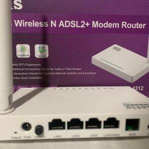 Netis DL4312 150mbps Wireless N ADSL2+ Modem Router
